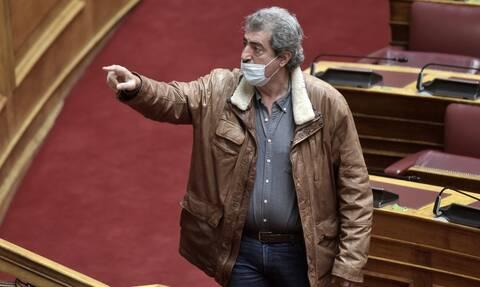 Άγριος καυγάς Πολάκη - Αθανασίου στη Βουλή: «Μη μου κουνάς το δαχτύλι» - «Είσαι άσχετος»
