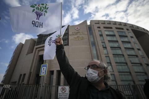 Τουρκία: Παραλείψεις στο αίτημα να τεθεί εκτός νόμου το HDP βρήκε το Συνταγματικό Δικαστήριο