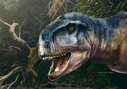 «Αυτός που προκαλεί φόβο»: Ανακάλυψη τρομακτικού δεινοσαύρου στην Παταγονία