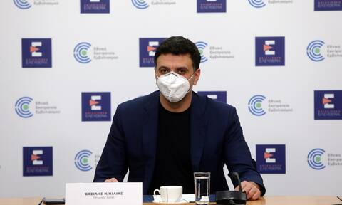 Κορονοϊός - Βασίλης Κικίλιας: Μεγάλη προσοχή τις επόμενες εβδομάδες - Τηρείτε μάσκες και αποστάσεις