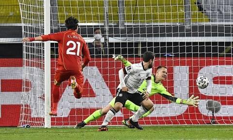 Μουντιάλ 2022: Ιστορική νίκη τα Σκόπια στη Γερμανία! - Όλα τα γκολ της βραδιάς (videos)