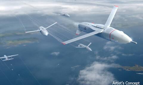 Ιπτάμενα αεροπλανοφόρα: Μια «τρελή» ιδέα για έναν νέο «Ψυχρό Πόλεμο»