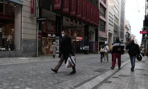 Χαλάρωση lockdown: Ανοίγει το λιανεμπόριο με SMS και click in shop– Πώς θα γίνονται οι μετακινήσεις