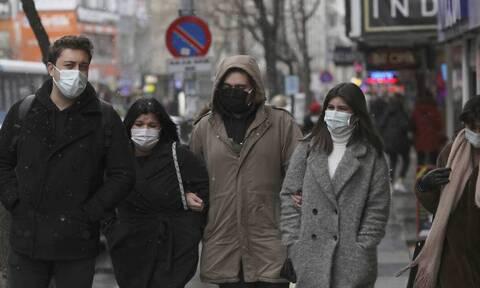 Κορoνοϊός - Τουρκία: Πάνω από 39.000 τα νέα κρούσματα