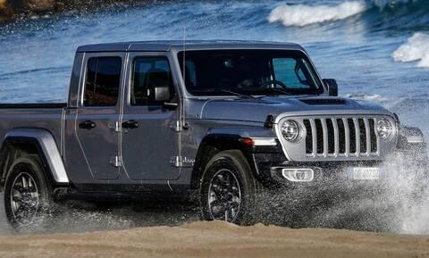 Διαθέσιμο στην Ελλάδα το Jeep Gladiator από 53.900 ευρώ