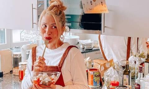 Μαρία Ηλιάκη: Αυτή είναι η νέα φωτογραφία της εγκυμονούσας στη Ζυρίχη