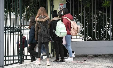 Άνοιγμα σχολείων στις 12 Απριλίου «έδειξε» η Πελώνη