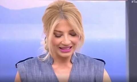 Φαίη Σκορδά: «Λύγισε» στον αέρα της εκπομπής - Τα συγκινητικά λόγια για τον θάνατο της Μαίρης Μάτσα