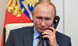 Путин провел переговоры с Алиевым