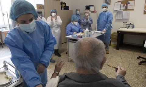 Ιταλία - Κορονοϊός: Σημειώθηκε ρεκόρ εμβολιασμών