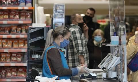 Χαλάρωση lockdown:  Τα παράδοξα του ανοίγματος - Σούπερ μάρκετ μόνο στα 2 χιλιόμετρα