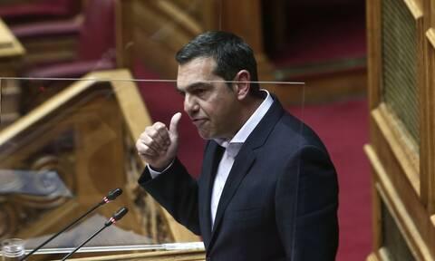 Προ ημερησίας στη Βουλή: Θέμα αναξιοπιστίας της κυβέρνησης θέτει ο Τσίπρας για πανδημία - οικονομία