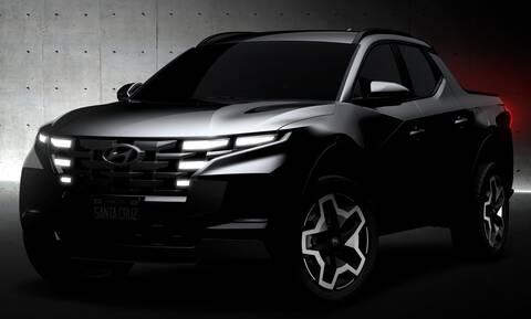 Το νέο αγροτικό της Hyundai θα παρουσιαστεί επίσημα στις 15 Απριλίου