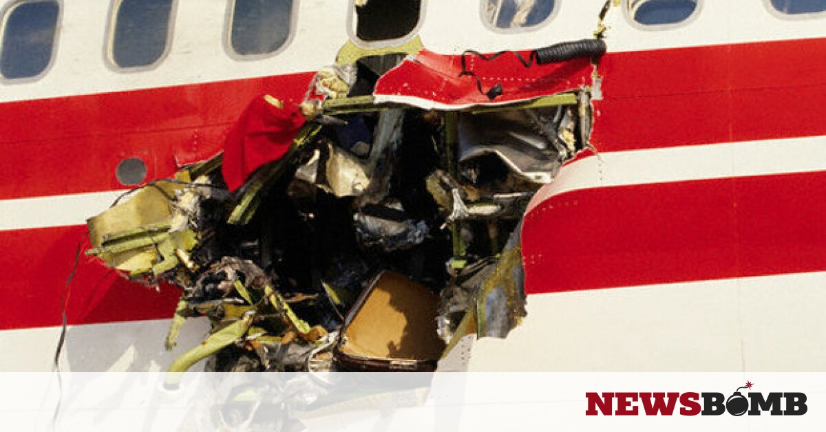 facebookTWA flight 840 1986