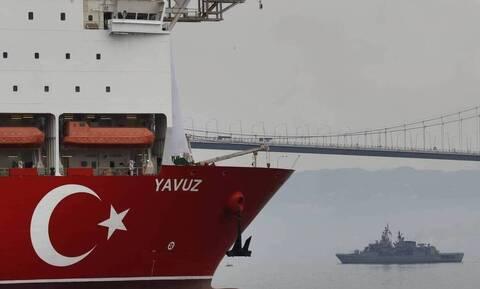 Παίζει με τα «νεύρα» Ελλάδας - ΕΕ ο Ερντογάν: Βγαίνει το Γιαβούζ στην Ανατολική Μεσόγειο