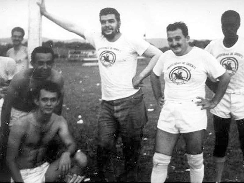Ο Τσε Γκεβάρα στην Κούβα