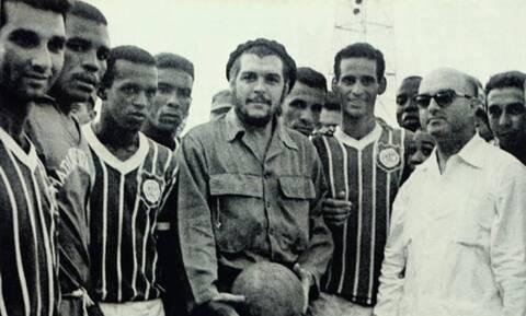 Τσε Γκεβάρα: Η μεγάλη αγάπη για το ποδόσφαιρο - «Δεν είναι άθλημα, αλλά όπλο της επανάστασης»