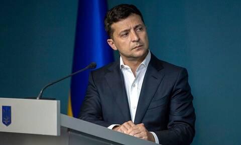 Οι ΗΠΑ υποσχέθηκαν να στηρίξουν την Ουκρανία στη διαμάχη της με τη Ρωσία, δήλωσε ο Ουκρανός πρόεδρος