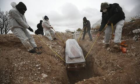 Μεξικό: 190 θάνατοι και πάνω από 3.000 κρούσματα του νέου κορονοϊού σε 24 ώρες