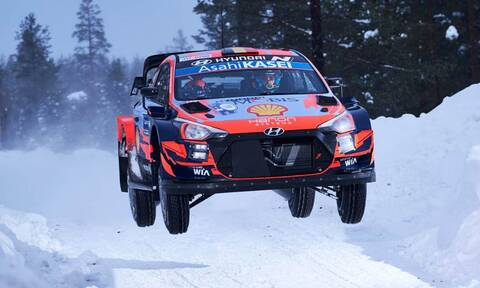 WRC: Τα αγωνιστικά θα είναι υβριδικά από το 2022