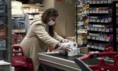 SMS 13033: Τι ισχύει για τη μετακίνηση στα σούπερ μάρκετ - Μέχρι πού μπορείτε να πάτε για ψώνια