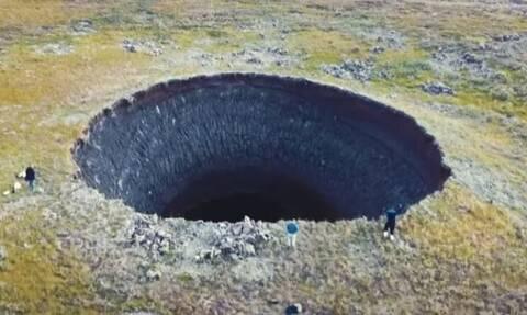Βίντεο: Το μυστήριο των μαύρων τρυπών της Γιαμάλ