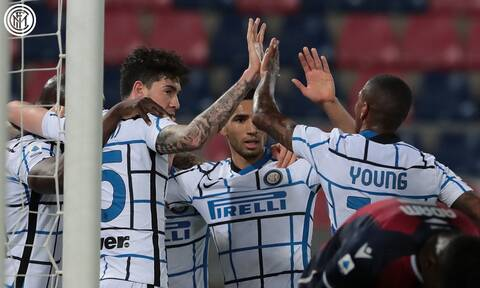 Serie A: Αγκαλιάζει τον τίτλο η Ίντερ! – Όλα τα γκολ στην Ιταλία (videos)