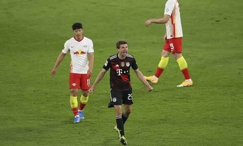 Bundesliga: Η Μπάγερν δεν έχει αντίπαλο! – Όλα τα γκολ στη Γερμανία (videos)