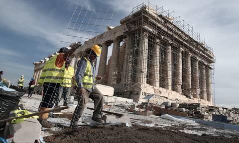 Ακρόπολη: Μνημείο παντός καιρού! Θωρακίζεται από τα όμβρια ύδατα