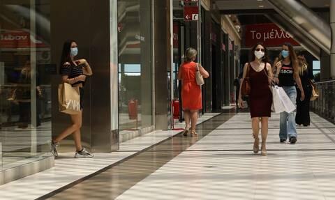 Πώς θα ανοίξουν mall και outlet στις «κόκκινες» περιοχές