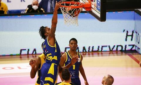 Basket League: Το Λαύριο των θαυμάτων, τρίτη νίκη επί της ΑΕΚ! - Βαθμολογία και στιγμιότυπα (vids)