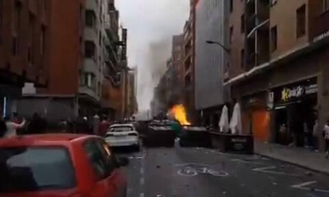 Επεισόδια Ισπανία