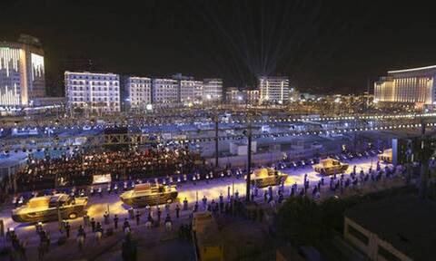Η «χρυσή παρέλαση» των Φαραώ προς το νέο Μουσείο