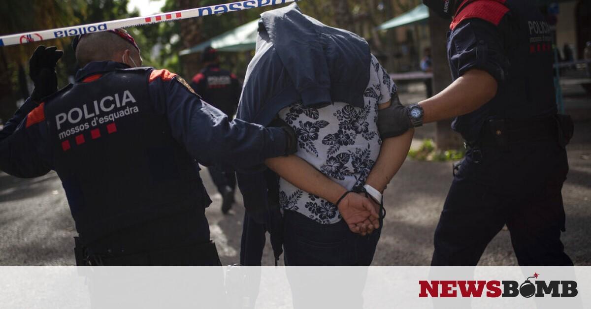 facebookspain arrest