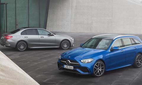 H νέα Mercedes-Benz C-Class διαθέσιμη στην Ελλάδα: Δείτε τιμές και εξοπλισμό