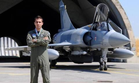 Πολεμική Αεροπορία: Το συγκλονιστικό βίντεο για τον Γιώργο Μπαλταδώρο - Τρία χρόνια από την τραγωδία
