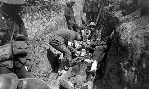'Α Παγκόσμιος Πόλεμος: Πώς 270 Γερμανοί στρατιώτες έχασαν τη ζωή τους στη σήραγγα του Ουίντερμπεργκ