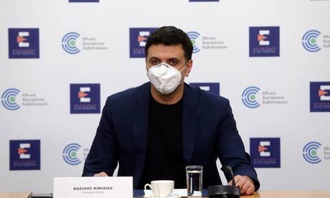 Κορονοϊός- Κικίλιας: Τεράστια αύξηση κρουσμάτων σε Κοζάνη- Θεσσαλονίκη, σταθεροποίηση στην Αττική