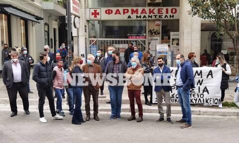 Ρεπορτάζ Newsbomb.gr: Πελετίδης σε Πέτσα - «Είμαστε με την πλάτη στον τοίχο, δεν μπορούμε άλλο»
