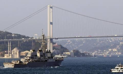 «Βράζει» η Τουρκία: «Πυρά» ναυάρχων κατά Ερντογάν - Aπειλούν με πραξικόπημα, υποστηρίζει η κυβέρνηση