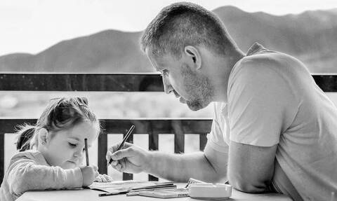 Συνεπιμέλεια - Ενεργοί μπαμπάδες: Ένα τραγούδι για τα παιδιά μας
