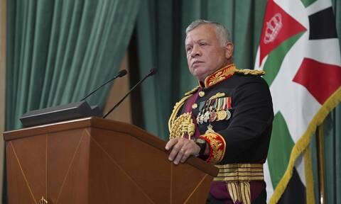 ΥΠΕΞ: Πλήρης στήριξη της Ελλάδας στον βασιλιά Αμπντάλα της Ιορδανίας