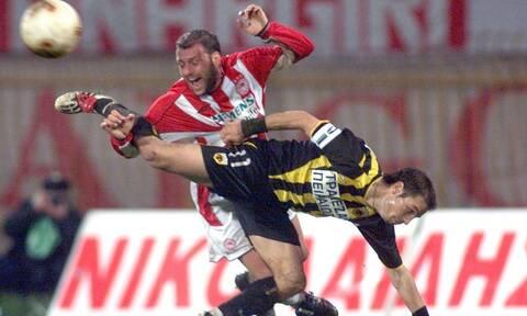 Super League: Στιγμές από τα ντέρμπι ΑΕΚ – Ολυμπιακός (videos)
