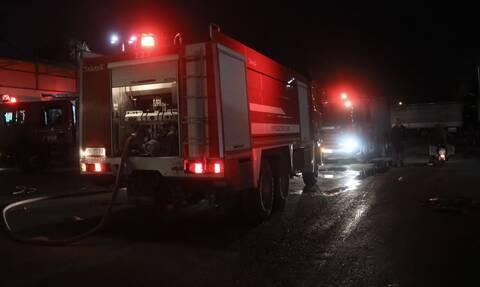 Καλαμάτα: Επιχείρηση απεγκλωβισμού τεσσάρων ατόμων από απόκρημνο σημείο