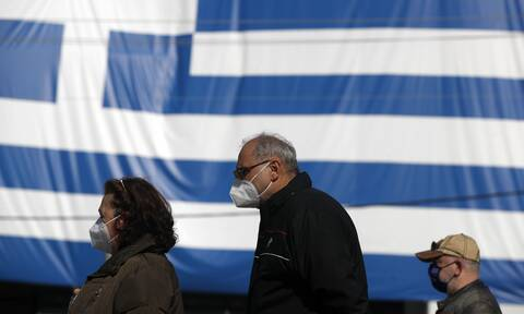 Greece registers 1,955 new coronavirus infections on Sunday; 749 in ICUs nationwide