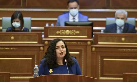 Κόσοβο: Η Βιόσα Οσμάνι εξελέγη πρόεδρος της χώρας