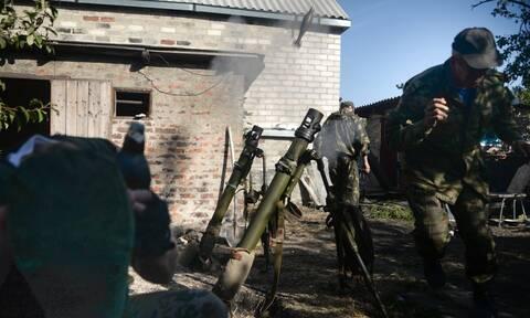 ΕΕ: Ανησυχία για τη «ρωσική στρατιωτική δραστηριότητα» στη μεθόριο με την Ουκρανία