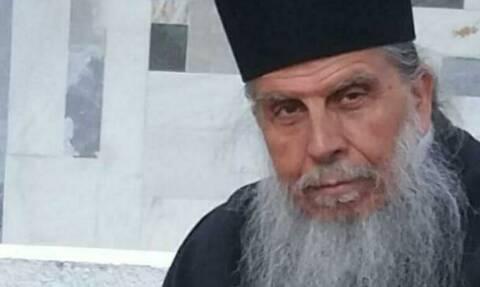 Εκοιμήθη ο Αρχιμανδρίτης πατήρ Σαράντης Σαράντος