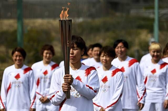Ολυμπιακοί Αγώνες Λαμπαδηδρομία