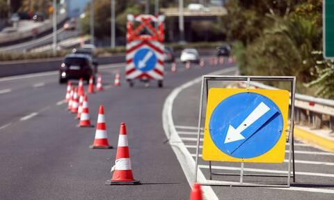 Προσοχή! Κυκλοφοριακές ρυθμίσεις στην Εθνική Οδό Αθηνών – Λαμίας στο ύψος του Ωρωπού